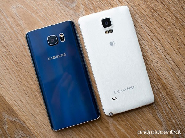 2 Galaxy Note 5 Blue Note 4 White Didonghathanh Dep 99